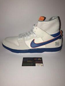 online store 77d0c 4ec03 Nike SB x Medicom Zoom Dunk High Elite QS Sz:13 (918287-147) Bearbrick