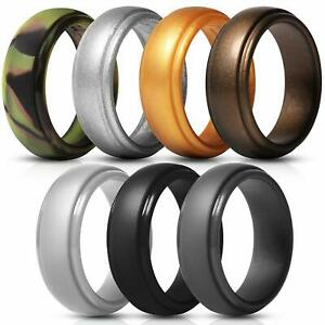7pcs-8mm-Silicone-Wedding-Ring-for-Men-Silicone-Rubber-Wedding-Bands-Skin-Safe