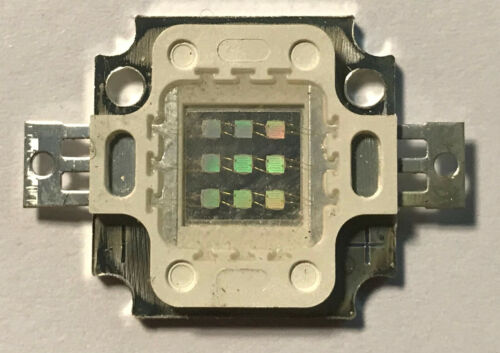 430nm 730nm 395nm IR 10W 3W LED Chip UV royalblau 405nm Schwarzlicht