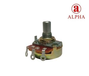 Marshall-Alpha-Solid-Shaft-Potentiometer-8mm-Bushing-24mm-Wide