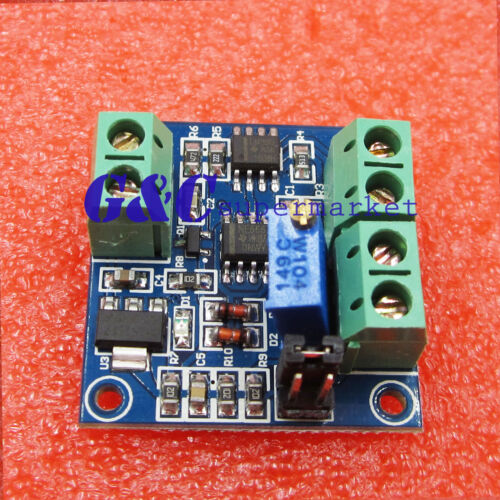 Voltage to PWM Converter Module 0-5V 0-10V to 0-100/% New