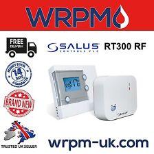 Salus RT300 RF Wireless Digital Display Room Thermostat - Brand New in Box