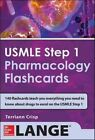 USMLE Pharmacology Review Flash Cards by Terriann Crisp (Other book format, 2014)