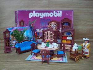 Playmobil 5316 victorian dining reception room set for Playmobil dining room 5335