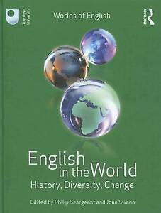English-in-the-World-History-Diversity-Change-Hardback-book-2011
