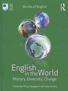 English-in-the-World-History-Diversity-Change-Hardback-book-2011