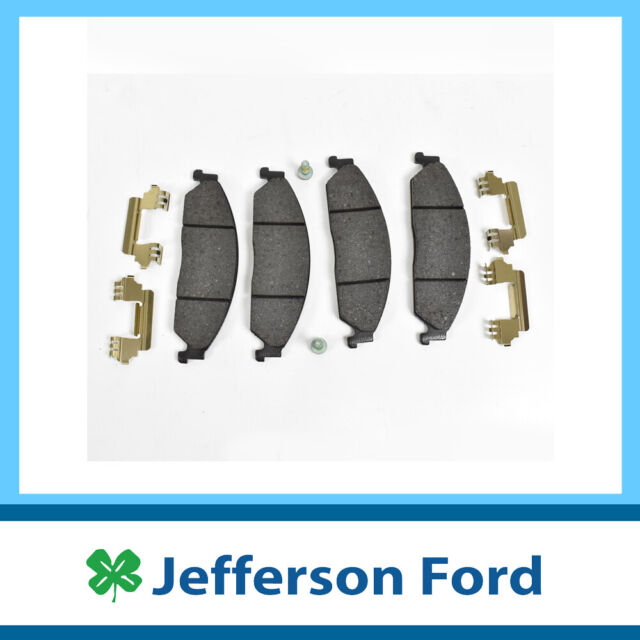 Genuine Ford Falcon Ba Bf Fg + Mk2 Xr6 Xr8  Front Brake Pad Set