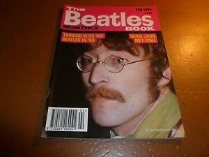 THE-BEATLES-BOOK-MONTHLY-Magazine-No-226-February-1995