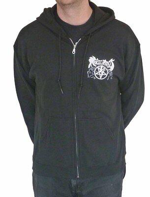 """Nocturnus /""""The Key/"""" Zip Hoodie NEW OFFICIAL hooded sweatshirt thresholds"""