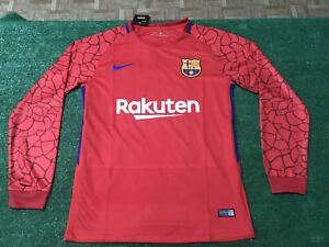 sale retailer 44b0e f9b00 Details about Barcelona Goalkeeper Jerseys size L,XL