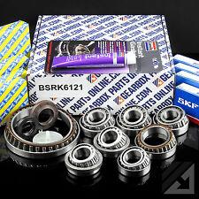 Renault Trafic 1.9 dCi PK6 6 speed manual gearbox bearing oil seal rebuild kit