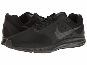 Nike Downshifter 7  Wide (4E) Black/ MTLC Hematite-Anthracite 852460 001
