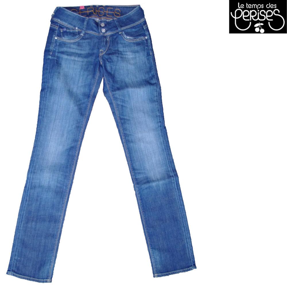 Le Temps Des Cerises Jeans Coupe Regular Stretch Femme Inna Winx Upgrade
