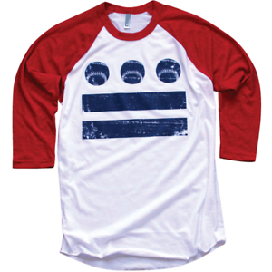 e74966cd Image is loading Red-White-and-Blue-Washington-DC-Baseball-Flag-