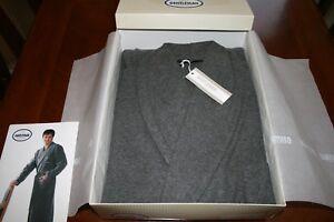 Vestaglia Da Camera Uomo : Vestaglia da camera uomo invernale col grigio tg ebay