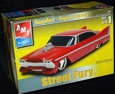 Nascar 2000-amt-ertl-snapfast-slammers-street-fury-car-model-kit-misb-1-25-skill-1 20 To Assure Years Of Trouble-Free Service
