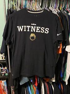Nike Lebron James Black Championship