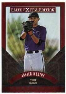 2015-Panini-Elite-Extra-Edition-Baseball-78-Javier-Medina-Rockies