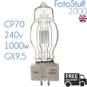 CP70-240v-1000w-GX9-5-FVB-Sylvania-3200K-Theatre-Stage-Lamp-Bulb