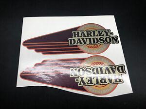 "Harley Davidson Sportster Gas Tank Decals Stickers Set 8.5"" Wide"