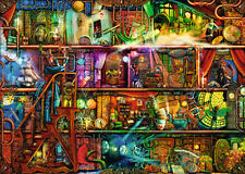 NEW! Ravensburger The Fantastic Voyage 1000 piece fantasy jigsaw puzzle