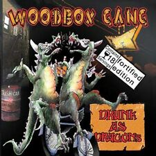The Woodbox Gang - Drunk As Dragons [New CD] Bonus Tracks