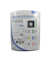 Monster Cable Power Mdp 600 Digital Powercenter 6 Outlet Surge Protector