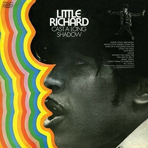 Little Richard - Cast A Long Shadow [New CD] UK - Import