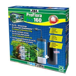 Jbl Proflora Bio160 - Fertilisation pour la croissance de plantes d'aquarium Bio-co2 starter set