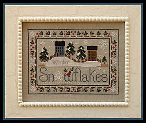 Image Is Loading Little House Needlework Cnted Crs St Charts Reg