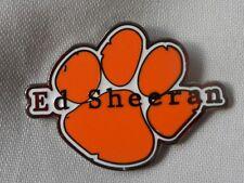 **NEW** Ed Sheeran enamel pin badge. Divide, Tickets