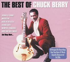 CHUCK BERRY - BEST OF - 50 ORIGINAL HIT RECORDINGS ( NEW SEALED 2CD)
