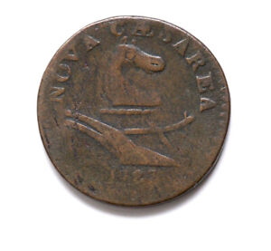 New Jersey 1787 Penny
