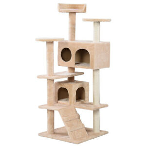 Nice Image Is Loading New Cat Tree Tower Condo Furniture Scratch Post