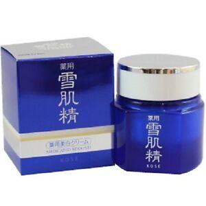 Japan Kose Medicated Sekkisei Cream 40g Skincare Whitening Cream E