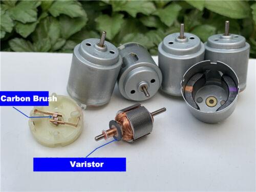 DC 3V 5V 6V 7.4V 14200RPM High Speed Strong Magnetic Mini 24mm Round R260 Motor