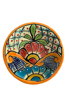 Colorful-Decorative-Mexican-Style-Fiesta-Bowl-Mexican-Fiesta-Tableware