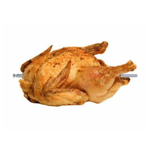 Stainless Steel Rotisserie Part Air Fryer Accessories Grilled Chicken Fork Roast