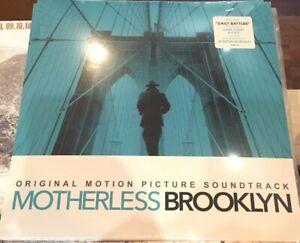 Motherless-Brooklyn-OST-LP-Vinyl-New-Ltd-Ed-Album-Thom-Yorke-Flea-W-Marsalis