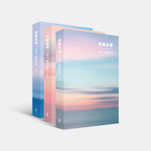 BTS-THE-NOTES-SET-K-E-J-Official-Goods-From-Big-Hit-Tracking-Number