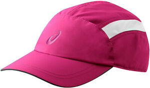 Asics Essential Running Cap-rose-afficher Le Titre D'origine