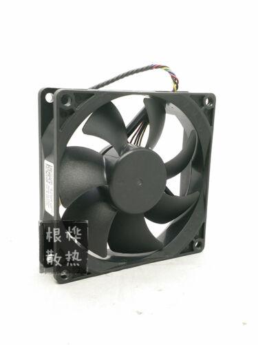 AVC DS09225B12U Fan 12V 0.56A 90*90*25mm 4Pin #M3478 QL