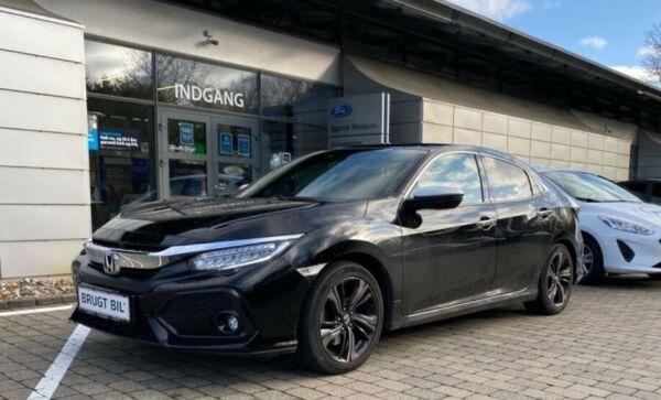 Honda Civic 1,5 VTEC Turbo Sport Prestige billede 0
