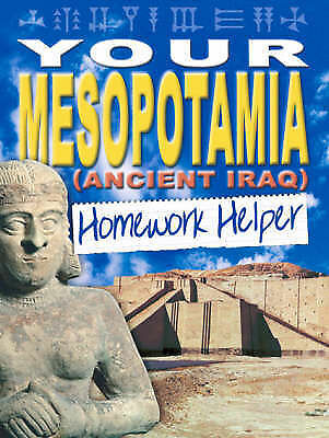 "1 of 1 - ""AS NEW"" Your Mesopotamia Homework Helper (Homework Helpers), John Malam, Book"