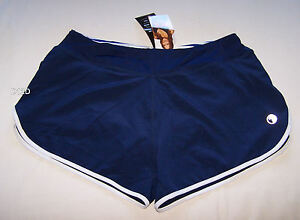 One-Active-By-Michelle-Bridges-Ladies-Navy-Sports-Shorts-Size-14-New