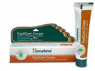 Himalaya Herbals Ayurvedic FootCare Cream 20 gm Foot Crack heels Care - Free P&P