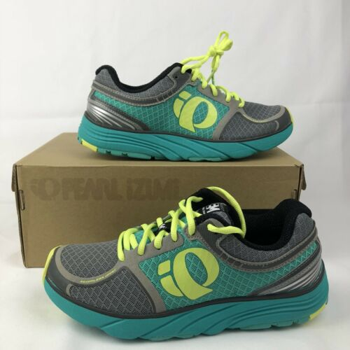 5 Emotion Verde Project Road Izumi Womens Pearl Shoes Gris Running M3 Em xa1WPz