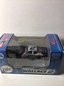 2002-RCCA-Action-Racing-Rusty-Wallace-Miller-Lite-Elvis-Diecast-1-64-Nascar