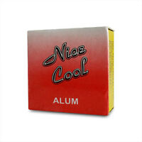 6 X Nice Cool Indian Original Alum Phatkari, Block After Shave Stone Antiseptic