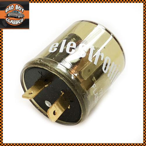 Mg Midget 2 Stecker Elektronische Blinker Hazard Relais Bi Metall Upgrade Mgb